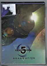 BABYLON 5 SEASON 5 COMPLETE SET 0f TRADING CARDS by SKYBOX
