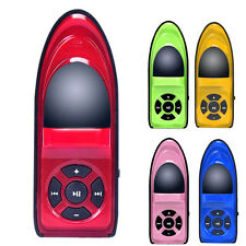 Speed boat Model USB MP3 Player Support to 32GB Micro SD TF Card Music Media