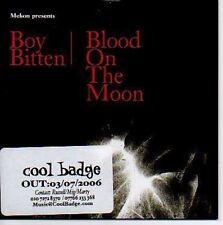 (N571) Boy Bitten, Blood on the Moon - DJ CD