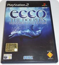 Ecco The Dolphin videogioco Sega PS2 <= come nuovo