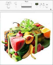 Adesivo lavastoviglie decocrazione cucina Fruits 60x60cm ref 052