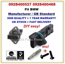 Mass Air Flow meter Sensor 0928400527 0928400314 0928400468 BMW E38 E39 E46 E53