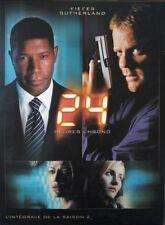 24 Heures chrono : L'Intégrale Saison 2 - Coffret 7 DVD