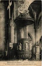 CPA Saint-Jean-de-Losne Interieur de l'Eglise (611370)