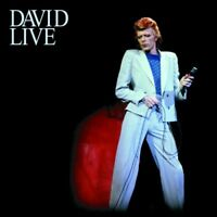David Bowie - David Live [CD]