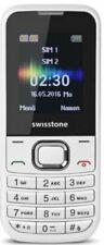swisstone SC 230 (Ohne Simlock) Handy weiß