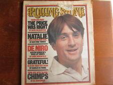 Rolling Stone 241 '77 Robert De Niro Grateful Dead Nixon