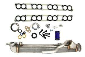 EGR Cooler Kit for Super Duty and VT365 Engines OE# 4C3Z-9P456-AJ   DOR 904-218