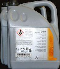 2x5 Liter ORIGINAL MERCEDES BENZ Automatik Getriebeöl MB 236.15 ATF A0019897703