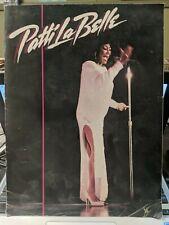 Patti LaBelle In Concert Program Tour Book 1987