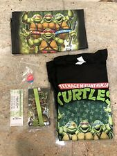 SDCC 2020 Neca TMNT Musical Mutagen Tour Merch NEW Ninja Turtles Size XXL NO BOX