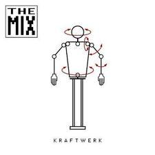 Kraftwerk-la mezcla (nuevo 2 Vinilo Lp)