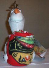 NEW NHL Chicago Blackhawks The Northwest Company Olaf Hugger With Plush Blanket