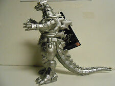 "Mechagodzilla Movie Monster 2004 Version 6.5"" tall Figure Japan Bandai"