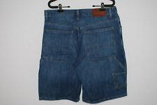 Tommy Hilfiger Mens Denim Carpenter Shorts Tag Size 34 measures 35 GUC
