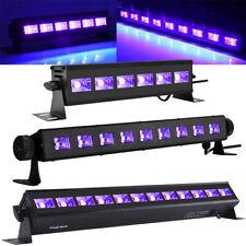 LED UV Black Lights 36W 27W 18W 9W Bar Stage Lighting DJ Disco Xma Fixtures Lamp