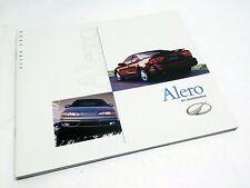 2000 Oldsmobile Alero Brochure