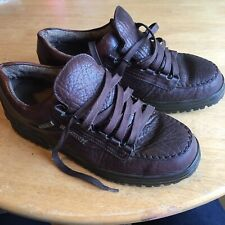 Mephisto Cruiser Mens Shoes Brown Leather gore-tex UK 8.5 81/2EU 43 Lace Up