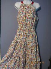 Antonio Melani nwt Olivia midi garden dress rachel print halter sz 12 sundress
