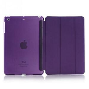 """For iPad 8th 7th 10.2"""" Air 4 10.9"""" 9.7"""" 11"""" Magnetic PU Leather Smart Cover Case"""