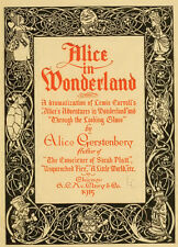ALICE IN WONDERLAND & Lewis Carroll Collection - 38x Rare Vintage Books on DVD