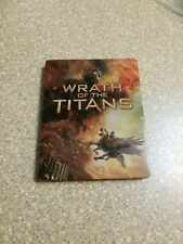 Wrath of the Titans Steelbook Edition -- Blu-ray Disc