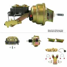 1957 60 Ford F100 Truck Fw Mount Power 7 Single Brake Booster Kit Discdrum