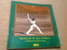 THE BRADMAN ERA CRICKET VINTAGE COMPLETE BOOK FULL OF INFORMATION BEST BARGAIN