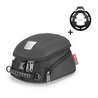 System Tank Bag Set Givi MT505 Honda Deauville NT 700 V 06-12 + Ring BF03