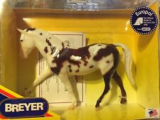 VINTAGE BREYER EQUITANA USA EXCLUSIVE 1998~EUROPA~NIB-SIGNED by the Artist