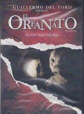 DVD - El Orfanato ( The Orphange ) NEW Guillermo Del Toro FAST SHIPPING !