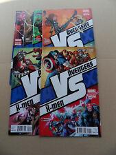 AVX : VS  (X-Men) 1 - 6 . Lot Complet . Marvel 2012 . VF