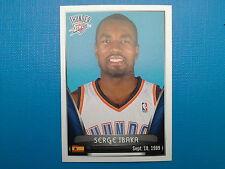2014-15 Panini NBA Stickers Collection N.296 Serge Ibaka Oklahoma City