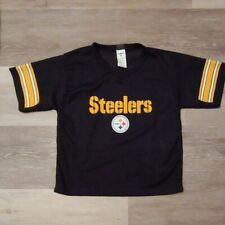 FRANKLIN Youth Pittsburgh Steelers Mesh Jersey Size S