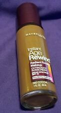 Maybelline Instant Age Rewind Foundation Radiant Firming Makeup SPF 18-360 COCOA