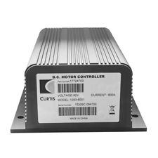 Curtis1253-8001 Dc Motor Speed Controller Programmable Pmc Forklift Pump 80V