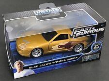 JADA Fast And Furious Slap Jack's Toyota Supra 1:32 Diecast Car