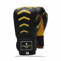 Exxact Sports Adult Knock Out Boxing Gloves Muay Thai Punch Bag Mitts Sparring