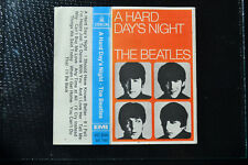 THE BEATLES  - HARD DAY'S NIGHT -  CASSETTE BIEM