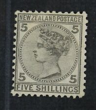 Ckstamps: Gb Stamps Collection New Zealand Scott#60 Mint H Part Gum Signed