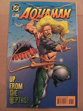 Aquaman #17 DC Comics 1994 Series Peter David 9.4 Near Mint