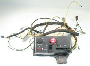 OEM Grasshopper COMPLETE WIRING HARNESS WITH CONSOLE AND CHOKE CABLE fits 618