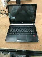 "HP Pavilion Ts-e-000s 11.6"" Laptop AMD A4 4GB RAM For Spares and Repair"