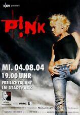 PINK - 2004 - Konzertplakat - Concert - Tourposter - Hamburg