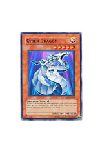 YuGiOh Card - Cyber Dragon CRV-EN015 Super Rare (EX)