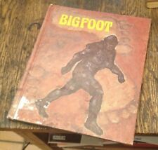 BIGFOOT 1978 Ian Thorpe EX-LIBRIS Sasquatch Book for Kids FREE US SHIPPING Rare!