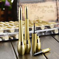 Makeup Waterproof Beauty Black Eyeliner Liquid + Eye Liner Pen Pencil Cosmetic