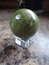 * VESONITE Stone Gemstone Crystal Sphere (1) Metaphysical Reiki Chakra