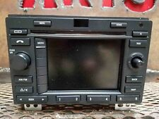 2004 2005 FORD EXPEDITION CD PLAYER WITH NAVIGATION ID 5L1T-18K931-AA TESTED