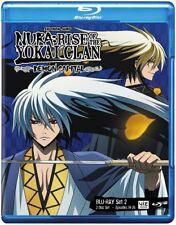 Nura: Rise of the Yokai Clan - Demon Capital Set 2 [New Blu-ray] Full Frame, S